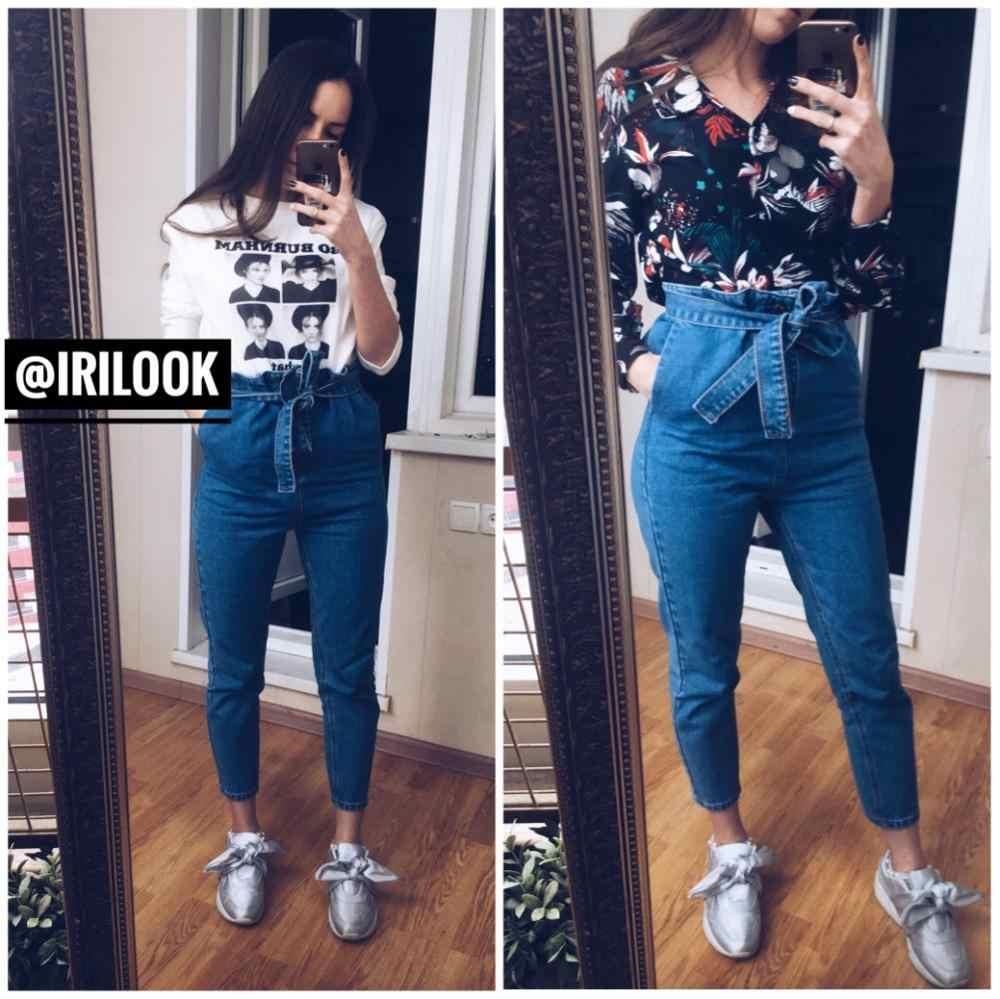 070d7d4511d Zisilao 2018 джинсы женские джинсы джинсовые брюки джинсы шаровары женские  брюки женские повседневные брюки с высокой