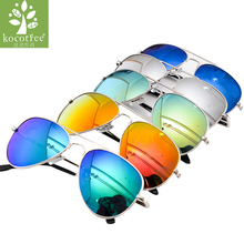 Kocotree Fashion Kids Aviator Sunglasses Kids Boys Girls Classic Desig