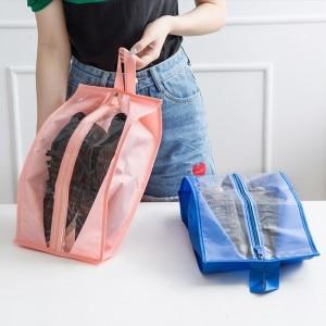 Conveniente bolsa de colección de zapatos de viaje Oxford tela a - Organización y almacenamiento en la casa