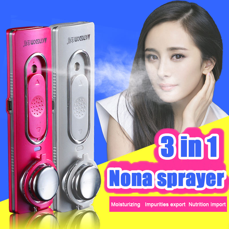 Ion Export Import China Sprayer Moisturizing Facial