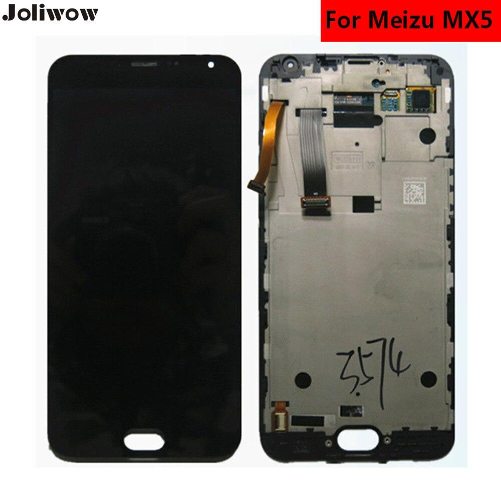 Pour Meizu MX5 MX 5 LCD écran tactile avec cadre + outils numériseur assemblage accessoires de remplacement pour 5.5
