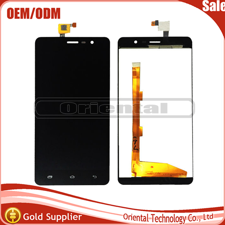100% tested Lcd Display+Touch screen Glass Digitizer Assembly For Infinix Hot Note x551 LCD free shipping elifeking 100% tested white black for iphone 4s lcd display touch screen digitizer assembly frame tempered glass free shipping