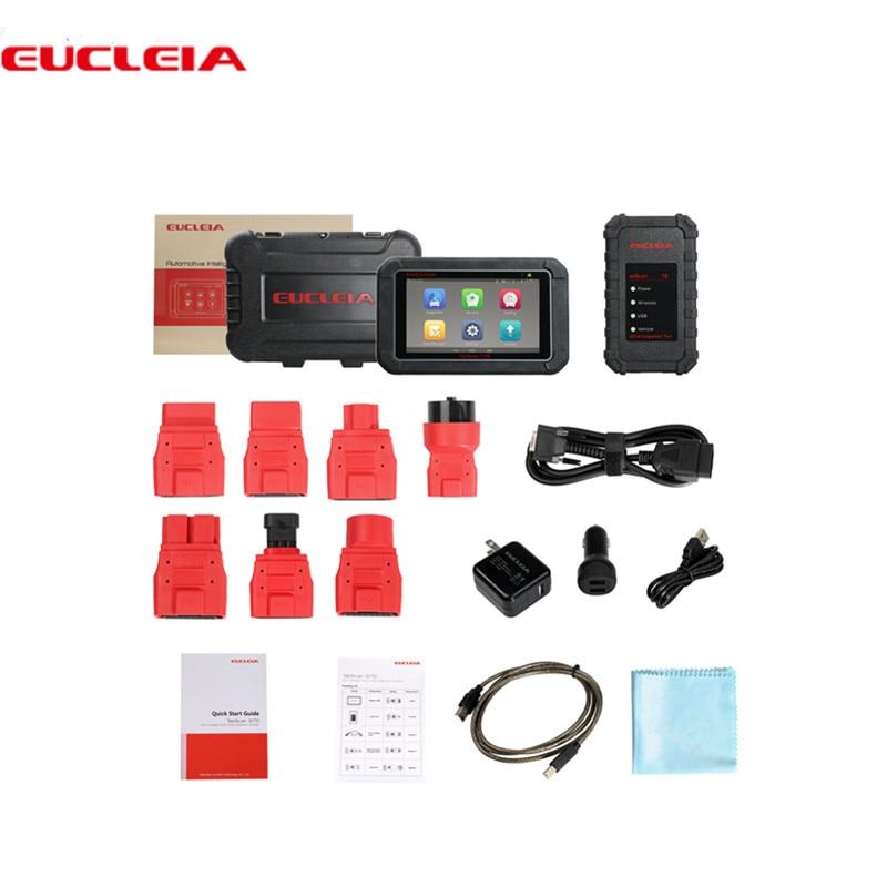Système de Diagnostic bimode Intelligent automatique EUCLEIA TabScan S7D