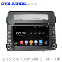 Quad Core Android 5 1 Car Stereo Dvd Player For Kia Soul 2011 2013 With Gps