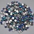 Аметист AB ss3, Ss4, Ss5, Ss6, Ss8, Ss10, Ss12, Ss16, Ss20, Ss30 плоской задней кристалл , не исправление ногтей клей на стразами