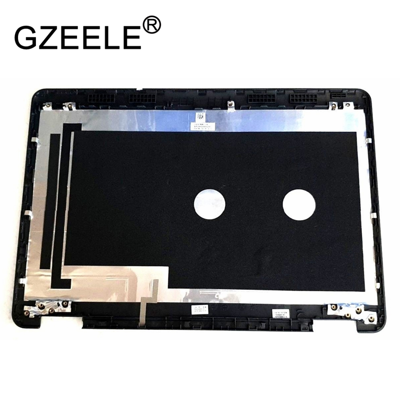 GZEELE NEW FOR Dell Latitude E5440 Laptop LCD Back Cover Rear Lid Top Housing Case DJT56 0DJT56 black gzeele new for dell for vostro 3360 v3360 p32g lcd back cover top rear lcd lid cover case silver 00nxwd