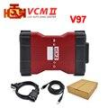 2017 Последняя версия V98 VCM II IDS Диагностика инструмент зеленый сингл доска Для Fd/Mazda VCM 2 VCM2 OBD2 Сканер Бесплатная Доставка доставка
