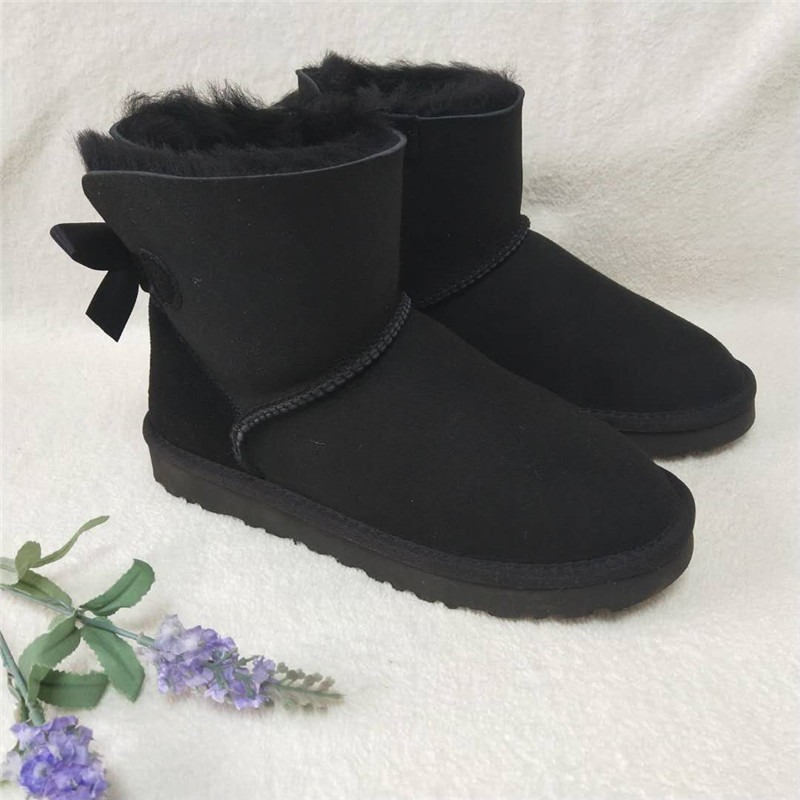 grwg Real Fur 2019 Women Snow Boots Real Wool Winter Warm Boots Genuine Sheepskin Leather Natural Fur Non-Slip Women Bootsgrwg Real Fur 2019 Women Snow Boots Real Wool Winter Warm Boots Genuine Sheepskin Leather Natural Fur Non-Slip Women Boots