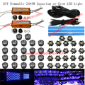 2015 Newest, Free Shipping,Cree, Bridgelux, Marine Coral Reef,72w Led Aquarium Light Dimmable,Factory Direct Sale