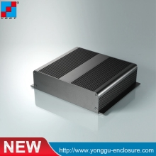 204*48-90mm (WxHxL) extruded aluminum enclosure boxes / storage box DIY circuit board housing