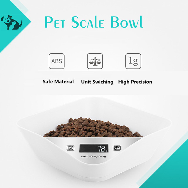 Smart Weighing Bowl
