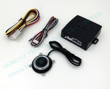 in stock smart remote start car module with engine start stop button 10 minutes countdown stop car fast shipping FS-50