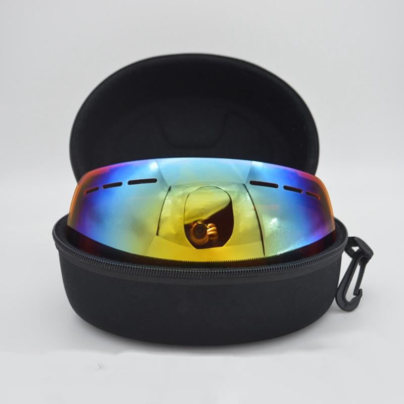 Prix pour EVA Ski Goggle Lunettes Protecteur Cas Boîte Avec Fermeture Éclair Pour lunettes