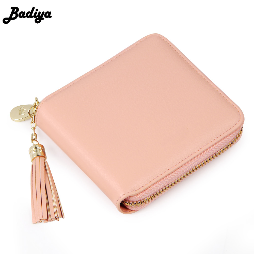 2017 Fashion Women Wallets PU Leather Tassel Female Wallet Ladies Bronzing Clutches New Brand Card Holder Women Purses yuanyu 2018 new hot free shipping pearl fish skin long women clutches euramerican fashion leisure female clutches