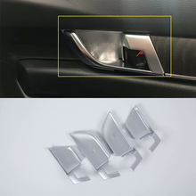 Auto accessories inner door handle Cover 4pcs Car Styling For HONDA ACCORD 2018