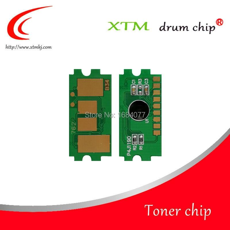 Toner chip for Triumph Adler P 4030 MFP 2550ci printer laser chip