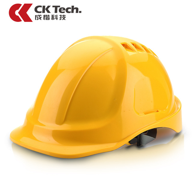 CK Tech  Miner Construction Safety Helmet  Building Operations Head Protection Hat Professional Construction Safety HelmetNTC-4