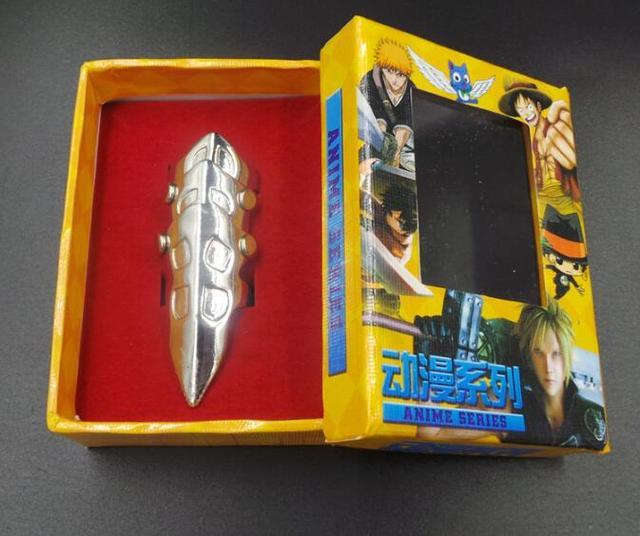 Tokyo Ghoul Finger Nail Rings Cosplay Ken Kaneki