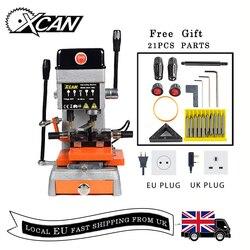 XCAN Бесплатная доставка из Великобритании 998C машина для резки ключей вертикальная машина для резки ключей слесарные инструменты ключ резак ...