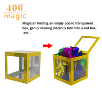 Give Prize Box Magic Props Easy To Do Instruction Vedio Professional Props Magic Tools Accessories 400