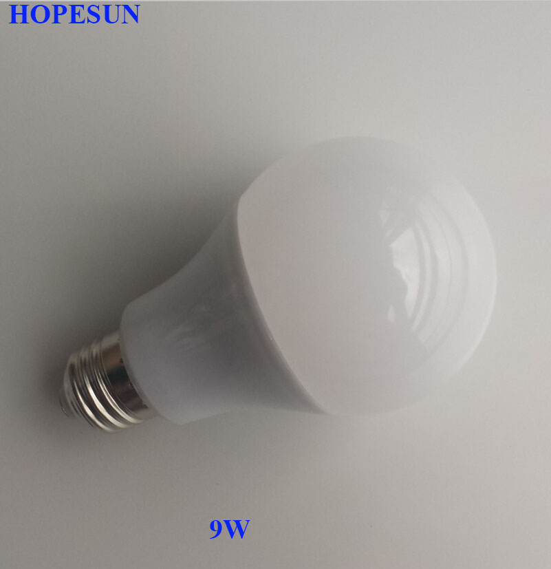 Energy Saving Ampoule E27 LED Bulb Lights 110V 220V 240V LED Lamp 9W High Power Lamparas LED Light lampada de led lanterna led