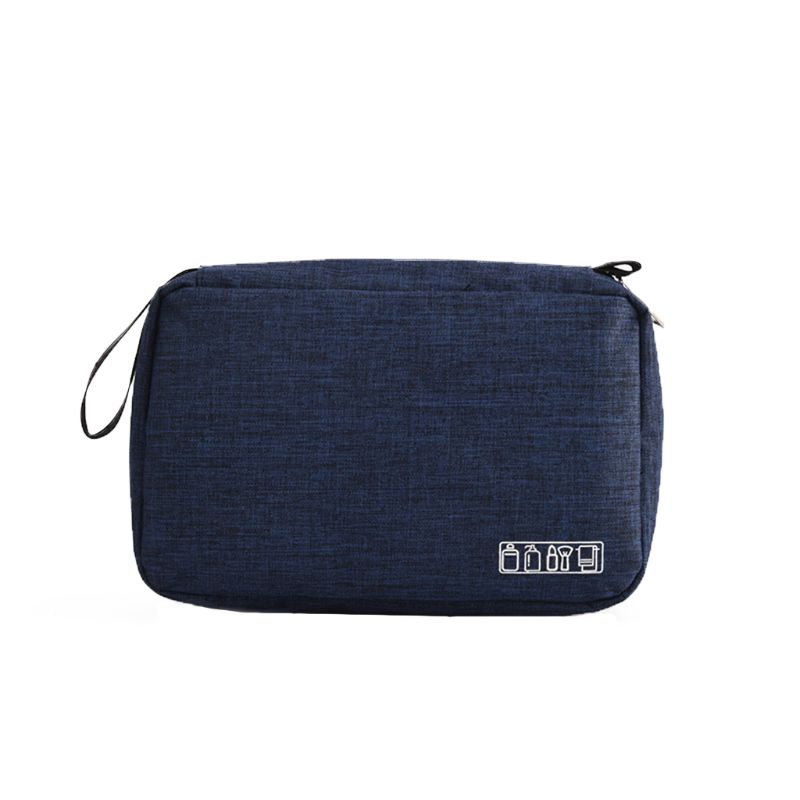 2019 Fashion 7 Colors Hanging Travel Toiletry Bag For Men And Women Makeup Bag Cosmetic Bag Bathroom And Shower Organizer Kit