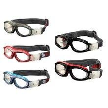 451dca21fa Professional Children Kids Sport Goggles Frame Prescription Outdoor Sport  Soccer Ball Basketball Safety Glasses for Children