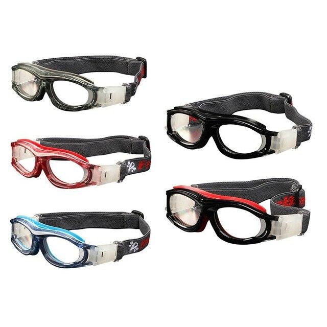 03f7cc8324f Professional Children Kids Sport Goggles Frame Prescription Outdoor Sport  Soccer Ball Basketball Safety Glasses for Children