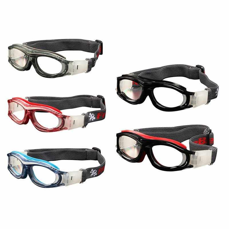 1890b2c5ac27 Professional Children Kids Sport Goggles Frame Prescription Outdoor Sport  Soccer Ball Basketball Safety Glasses for Children