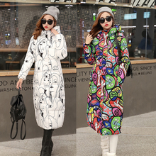 2016 new autumn and winter all size slim jacket thick coat