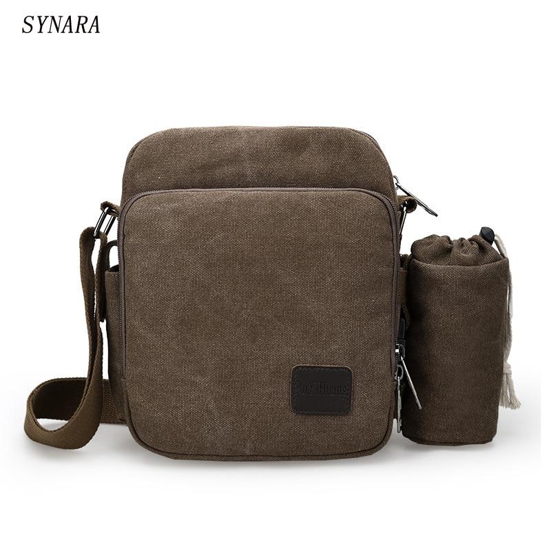 Vogue Hot sale men's messenger bags men travel bags canvas bag cross-body bag high quality pouch men purse  цена и фото