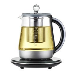 Electric kettle Glass electric hot water tea pot is fully automatic and the heated by
