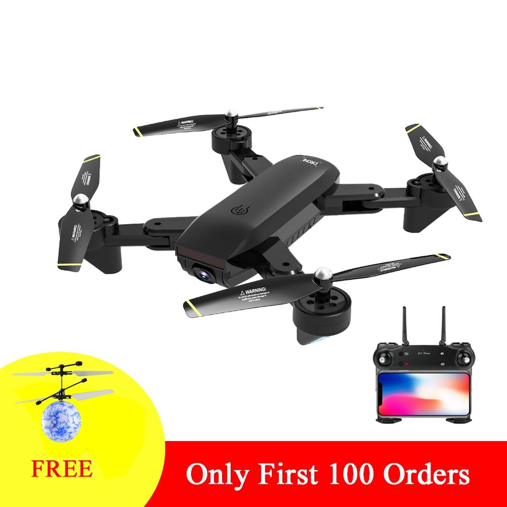 все цены на SG700 SG700S Drone With Camera 1080P/720P HD Full camera Dron RC Drone Professional Smart follow, gesture control VS S20 drone онлайн