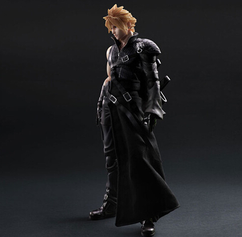 Final Fantasy Cloud Strife Figure