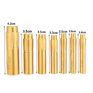 6 Flutes Spiral Reamer 5.5-11.43mm Push Rifling Button Chamber Helical Machine Tools Accessories Machine Reamer