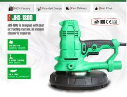 Samozasysająca 750 W 180mm nowy płyt gipsowo kartonowych Sander z automatycznym absorpcji JHS180D