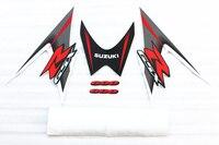 pair Motorcycle fairing accessories fairing stickers fit for suzuki GSXR600 750 2008 2009yearss