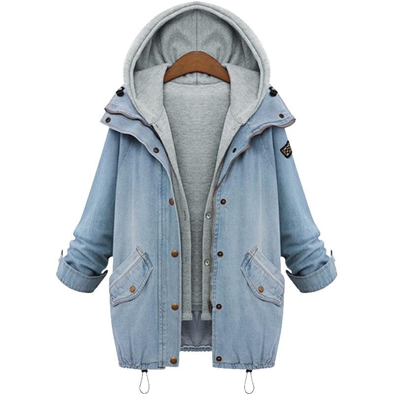 Aliexpress.com : Buy 2 Two Piece Set Jacket Women Denim Jacket ...