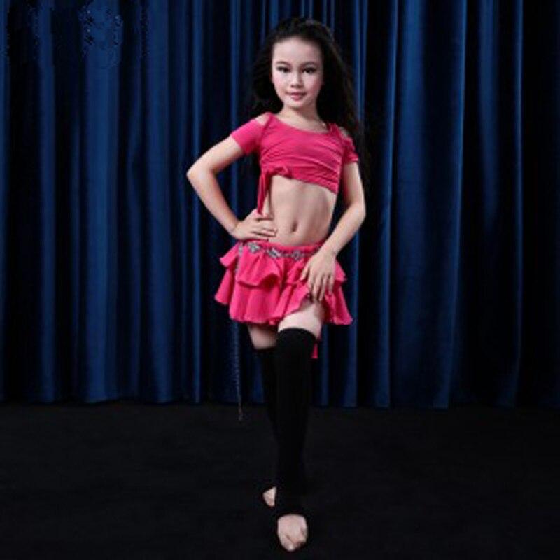 5c4d039dc75 웃 유Горячая ручной ребенок танец живота костюм Наборы для ухода за ...