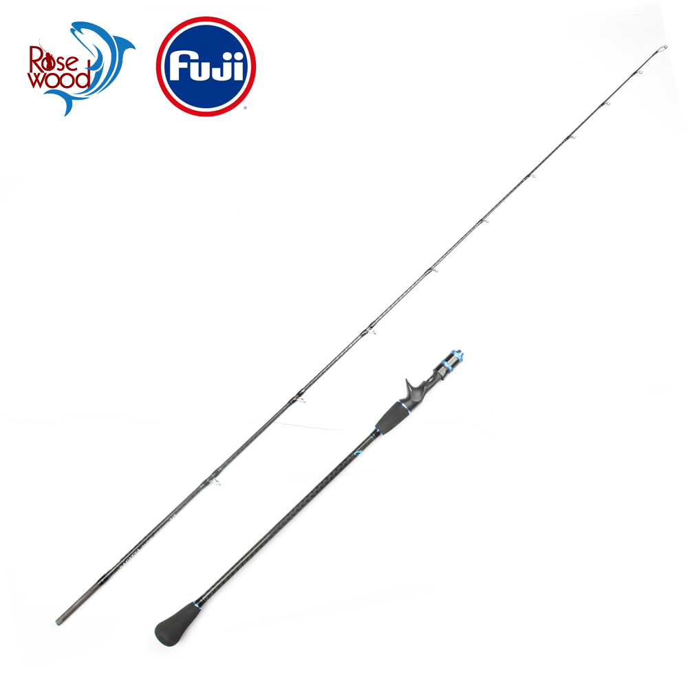 Heavy Boat Jigging Slow Casting Extra Hard Roller Guides Fishing Rod Guides