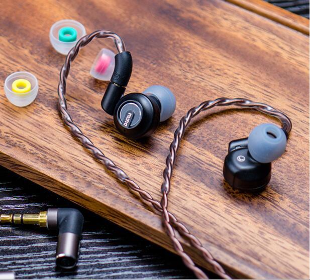DUNU DK3001Pro DK-3001 Pro salut-Res béryllium 5 pilote (4BA + 1 dynamique) hybride connecteur MMCX HIFI moniteur de musique Studio DJ écouteur