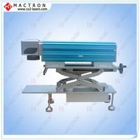 20W Portable Mini Fiber Laser Marking Machine For ABS Metal Plastic Aluminum PE Stainless Steel PCB