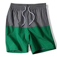 HanHent 2018 лето новый пляж шорты мужская мода случайные шорты быстро сухие шорты большой размер фитнес шорты 4xl хип-хоп шорты мужской