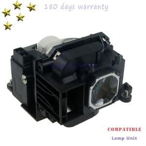 Image 2 - NP23LP Projector Kale Lamp met behuizing Voor NEC NP P401W/NP P451W/NP P451X/NP P501X/NP PE501X/P401W/ p451W/P451X/P501X/PE501X
