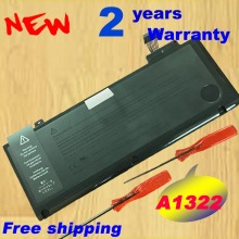 "New Laptop Battery A1322 For APPLE MacBook Pro 13"" A1278 A1322 MB990 MB991 MC700 MC374 MD313 MD101 MD314 MC724 MC375 MC374LL/A"