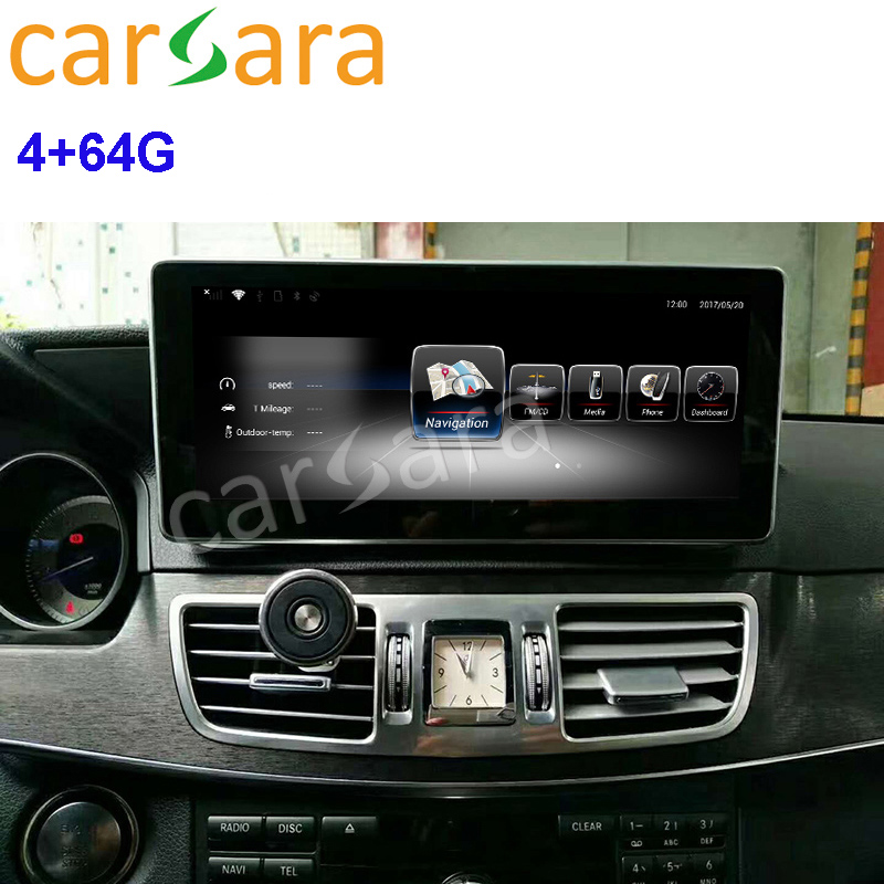 <font><b>Mercedes</b></font> Video for Ben z E Class <font><b>W212</b></font> 2013 2014 2015 10.25 Inch <font><b>Multimedia</b></font> Player Stereo RHD Available image