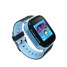 Newly Children Anti-Lost GPS Smart Watch Kids SOS Call Location Wristwatch Students Safe Guard Watches
