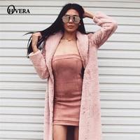 2016 Winter Fashion Style Off The Shoulder Pink Mini Suede Dress Vintage Women Fit Slim Dresses