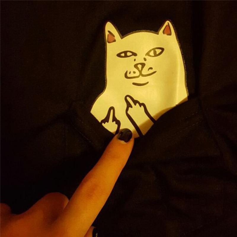 HTB1TO8KQpXXXXa8XXXXq6xXFXXXl - Pocket Cat T-shirt