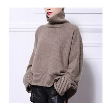 New genuine mink cashmere sweater women cashmere pullovers free shipping S1898